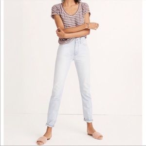 Madewell Petite Perfect Summer Jean (25P)